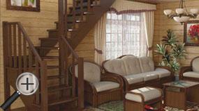 Лестницы из бука К-021м