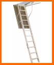 Складная чердачная лестница standart iso plus minka